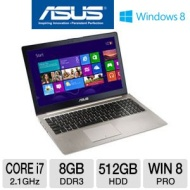 "Asus - 15.6"" Laptop - 4GB Memory - 256GB Solid State Drive + 256GB Solid State Drive - Silver"