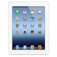 Apple 64GB iPad (2012) with Wi-Fi - White
