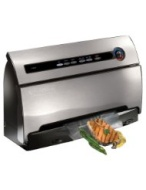 FoodSaver V3835 Vacuum Food Sealer with SmartSeal Technology, Silver/Black