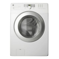 "4903 White 27"" Washer (Front Loading, 4.0 Cu Ft, Energy Star)"
