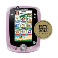 LeapFrog - LeapPad2 Explorer Tablet with 4GB Memory - Pink 32615