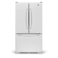 Maytag 20.6 cu. ft. Top-Freezer Refrigerator w/ FreshLock Crispers - Black