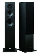 Onkyo SKF4800 2-Way Bass Reflex Front Speakers (Black)