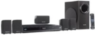Panasonic SC-BTT350 5.1 Channel 3D BluRay Cinema Surround Surround Home Entertainment System (Black)