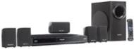 Panasonic SC-BTT350 5.1 Channel 3D BluRay Cinema Surround Surround Home Entertainment System (Black)