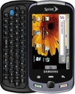Samsung Moment M900 3G QWERTY Used Android Smartphone Sprint
