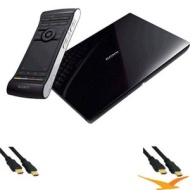 Sony NSZGS7 - Network Media Player Powered by Google TV with 2 HDMI Cables