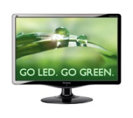 VIEWSONIC 22&quot; WIDESCREEN LED MONITOR