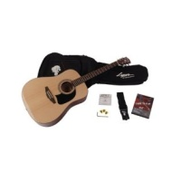 Washburn LG1PAK Lyon By Washburn Dreadnought Acoustic Guitar Pack