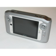 PQI mPack P800 80GB Silver Portable MPEG4 Player