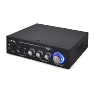 LTC HiFi Karaoke Amplifier 200 Watts Black