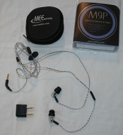 MEElectronics M9P-BK