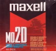 Maxell 5.25 Floppy Disk (10-Pack)