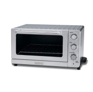 Cuisinart TOB-155 Toaster Oven, Stainless and Black