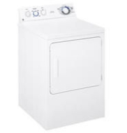 GE 7.0 Cu. Ft. Super Capacity Electric Dryer