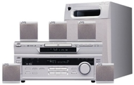 JVC DS-TP570DVD Home Theater System