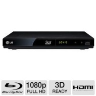 LG BP325W WiFi 3D Ready Blu-ray Player