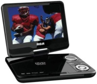 "RCA 9"" Portable LCD TV/DVD"
