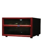 8 Bottle Wine Cooler Red
