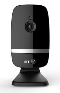 BT Smart Home Cam 100 IP Camera with Night Vision and Motion Detection