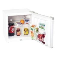Haier 1.7 cu. ft. Refrigerator/Freezer flush back- Stainless Steel HNSB02SS
