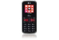 PayLo by Virgin Mobile - LG 101 No-Contract Mobile Phone - Black