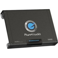 Planet Audio AC1800.5 ANARCHY MOSFET Amp