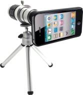 Vier Rollei-Objektive für das iPhone 3G/4 und 4S