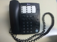 AT&T Corded 2-Line Phone With Speakerphone And Caller ID