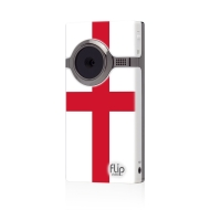 Flip Mino Special Edition St George's Flag Camcorder