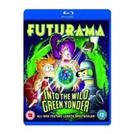 Futurama: Into The Wild Green Yonder (Blu-ray)