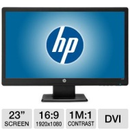 "HP Business LV2311 23"" LED LCD Monitor - 16:9 - 5 ms"