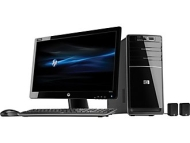 "HP Pavilion p6726f-b Desktop PC & 23"" Monitor Bundle"