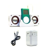Portable mini NEW Stereo Speaker system for iPod/cd/MP3