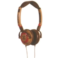 Skullcandy Lowrider Headphones - Native Brown
