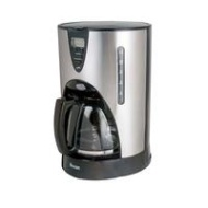 Swan SK13140 Filter Coffee Maker - Stainless Steel