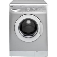 Beko WM5140S Freestanding 5kg 1400RPM A+ Silver Front-load washing machine