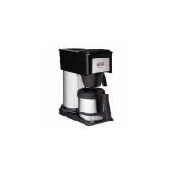 Bunn-O-Matic BTX-B ThermoFresh 10-Cup Coffee Brewer BLK/SS