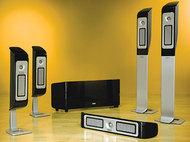 Infinity Cascade Speaker System