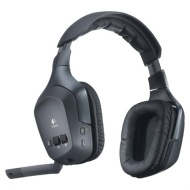 Logitech Wireless Headset F540 - headset