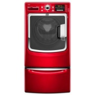 Maxima MHW7000XR Red 27-in Washer (Front Loading, 5.0 Cu Ft, Energy Star)