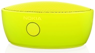 Nokia MD-12 Rechargeable Bluetooth/NFC Wireless Portable Mini Speaker with Built-In Microphone for Lumia 820/920/925/930/1020/1520 - Yellow