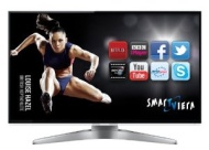 Panasonic TX-L42WT50B 42-inch Widescreen Full HD 1080p 3D Smart VIERA LED TV with Freeview HD and Freesat HD includes 2 Free Pairs of 3D glasses