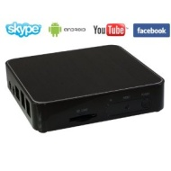 7dayshop Android 4.2 (Jellybean) Dual Core Wireless Internet TV Box Media Centre Full HD HDMI 1080p & XBMC Support