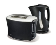 Morphy Richards Kettle & Toaster Twin Pack 49958