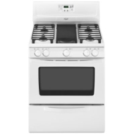 Whirlpool SF216LXS Gas Cooking Range