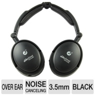 NC192B Noise Canceling Headphones (Over-the-Ear, 115 dB)