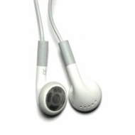 Apple - Ipod Earbuds Headphones Earphone / Headphone for Nano
