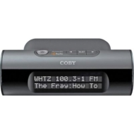 Coby HDR-650 Component HD Radio Receiver