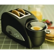 Focus Electrics, Llc Tem500 Egg And Muffin Toaster